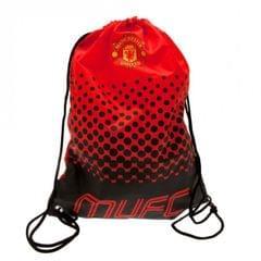 Manchester United FC Fade Design Turnbeutel