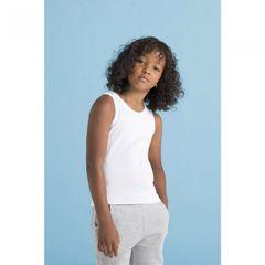 Skinni Fit Childrens Girls Feel Good Stretch Undershirt