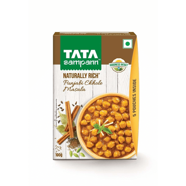45e727b726 Tata Sampann Punjabi Chhole Masala | My Nature Basket