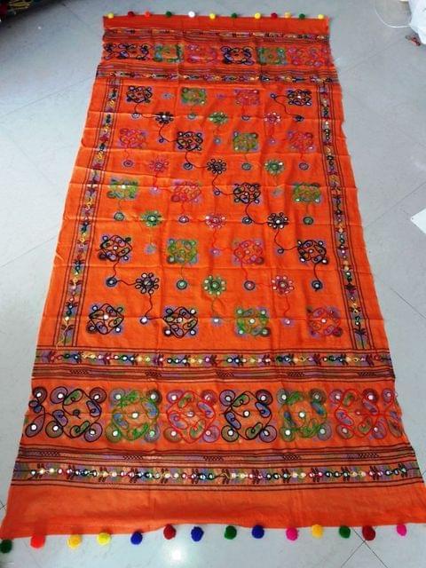 Original Kutch Worked Handmade/Handworked Dupatta