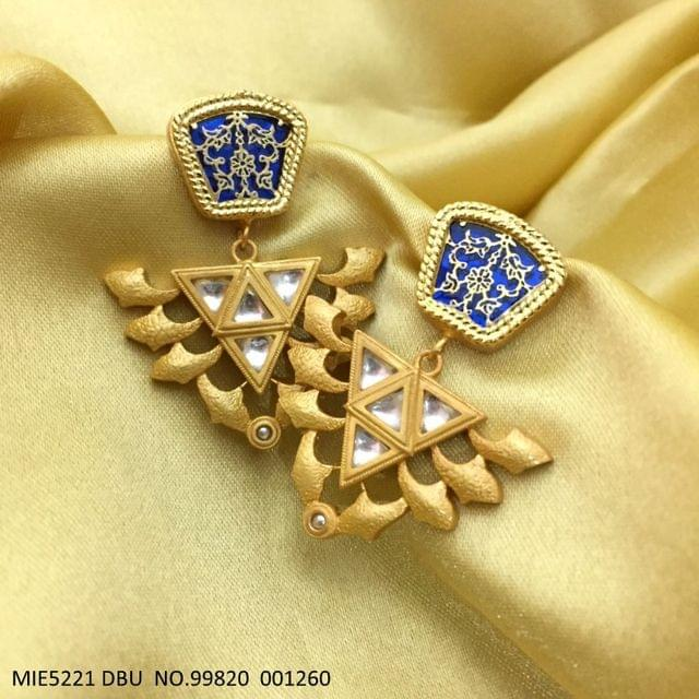 Gold plated Earring/Jhumka