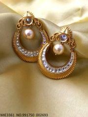 Kundan Stones + Pearl Stones + Fresh Water Pearl with an year warranty