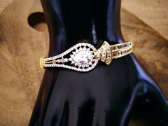 American Diamond Bracelet with an year warranty