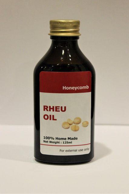 RHEU OIL by Revathy