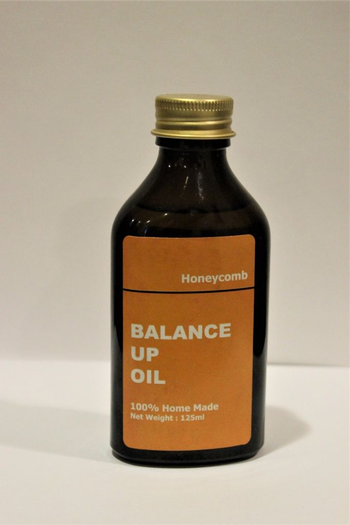 CMCCG-Balance up oil by Revathy