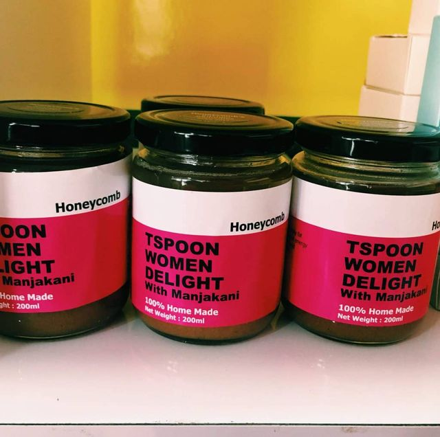 CMCCG TSPOON WOMEN DELIGHT by Revathy