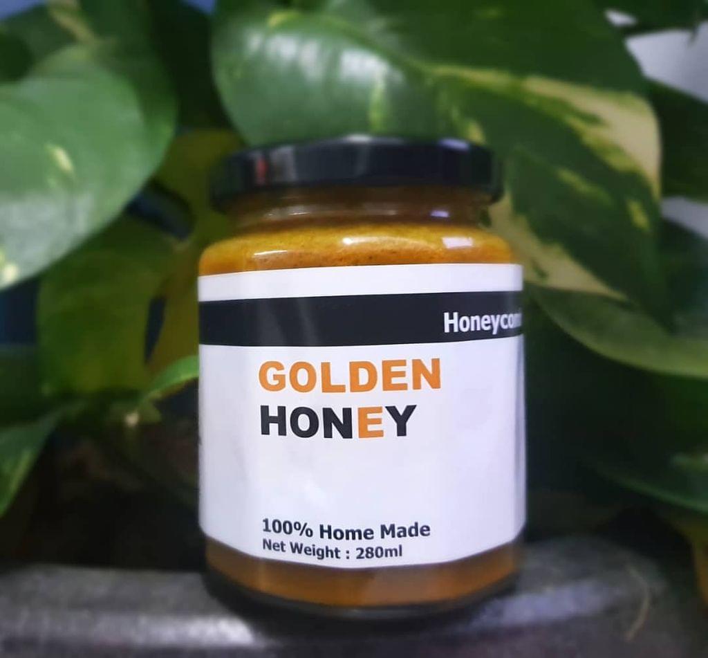 Golden Honey big by Revathy