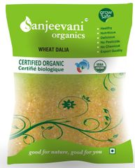 Organic Wheat Dalia (Porridge)  500 Gms