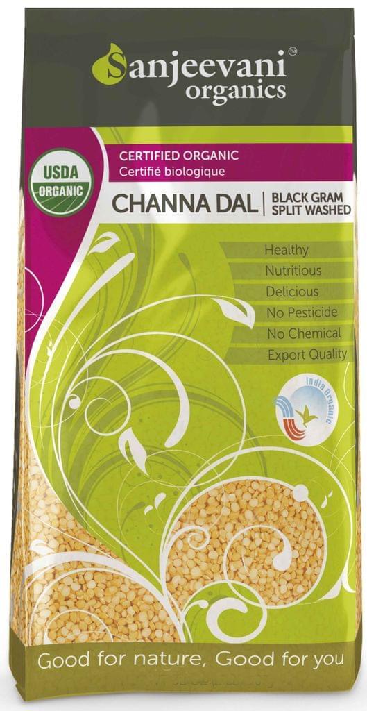 Organic Chana Dal 1000 Gms