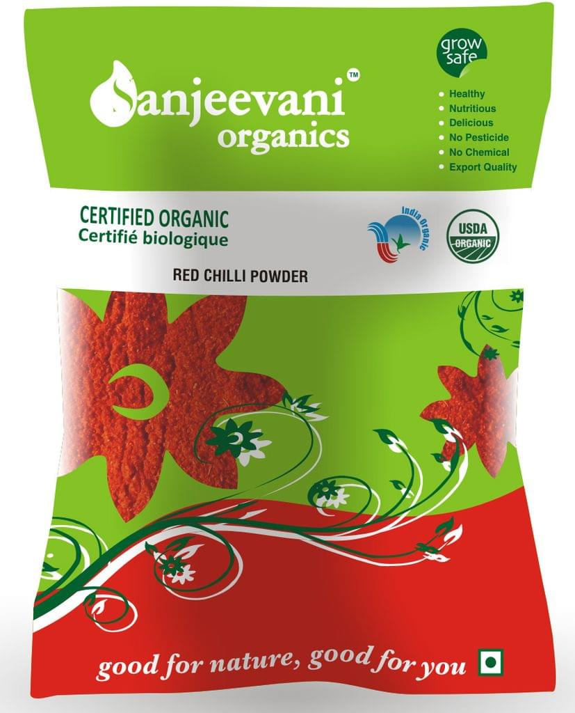 Organic Red Chilli Powder 100 Gms