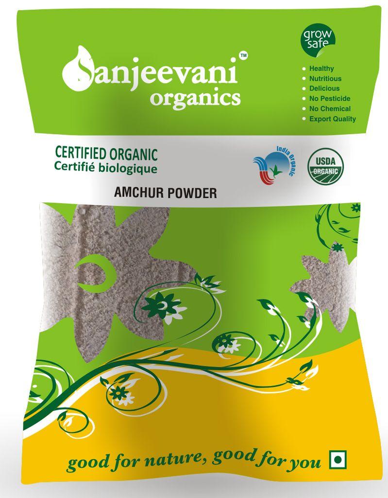 Organic Amchur Powder 100 Gms