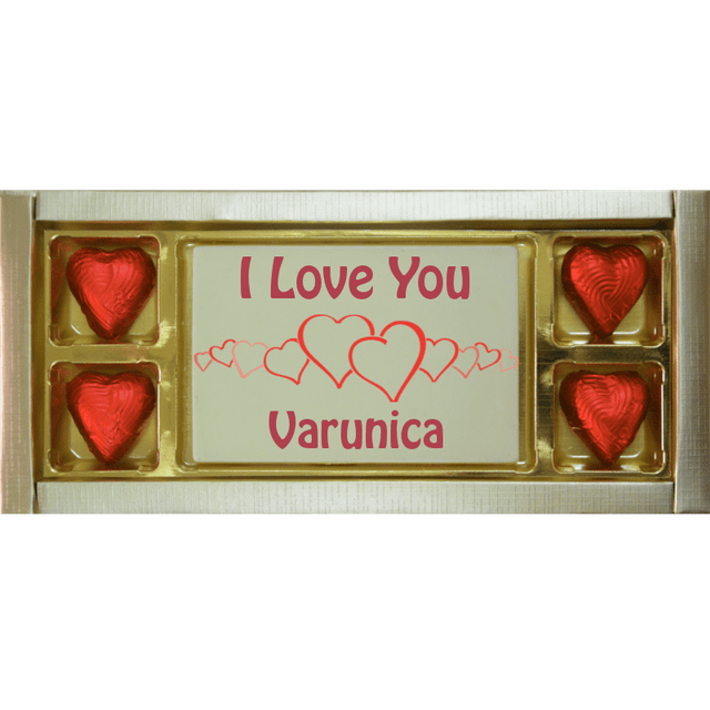 Valentine Gift - Customized Bar