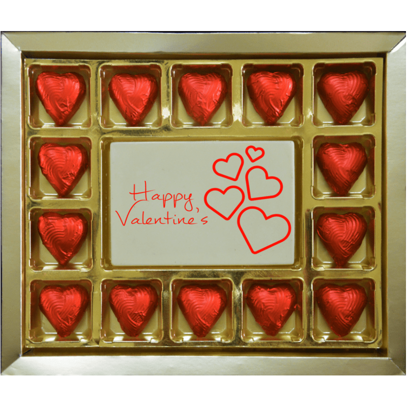 Valentine Gift - Wishes Large