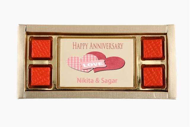 Wedding Anniversary Gift - Heart