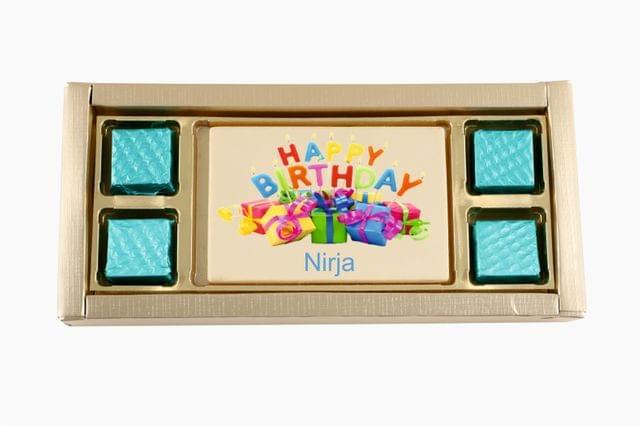Happy Birthday - Gift Box