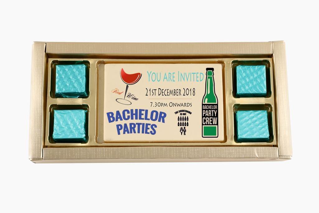 Bachelor Party Invitations - PreWedding Event