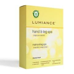 Lumiance Hand & Leg Spa Manicure / Pedicure