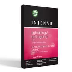 Intenso Anti Ageing & Lightening Facial For Men (Single Use Kit)