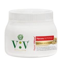 Vita Verde Insta Repair Ultime Crème Masque With Marcona Almond  For Dry, Damaged & Coloured Hair- 500 g