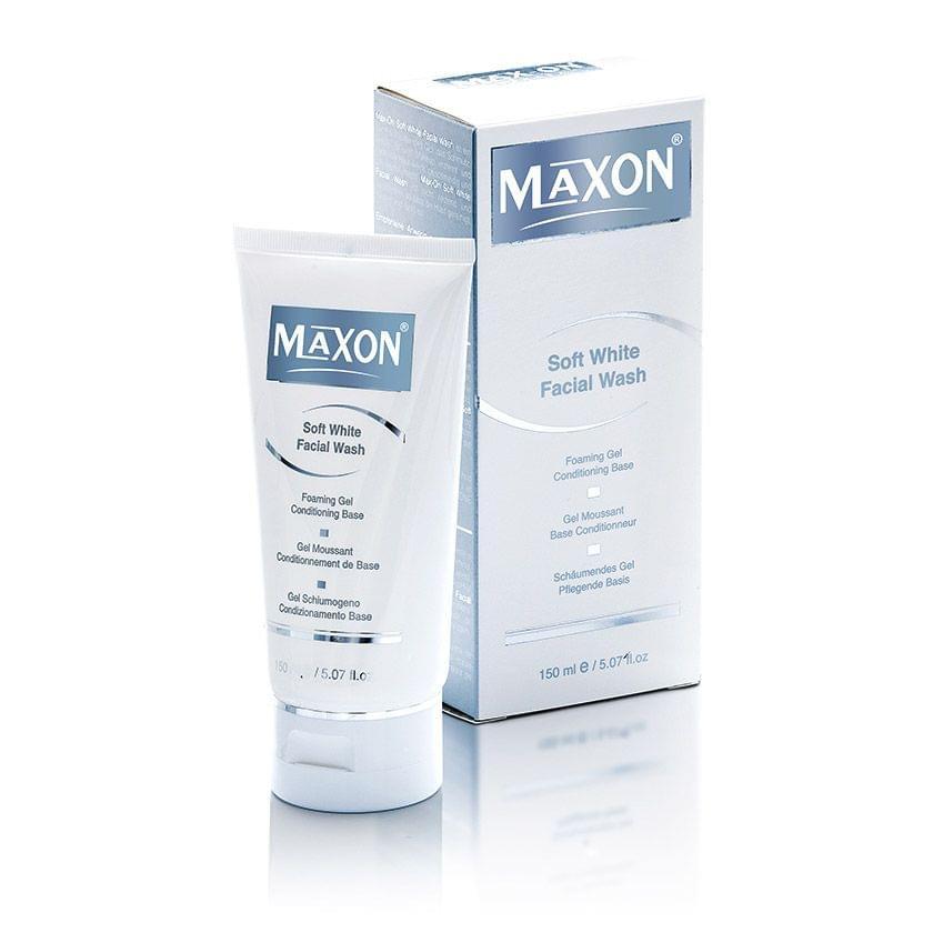 MAXON Soft White Facial Wash ( 150 ml )