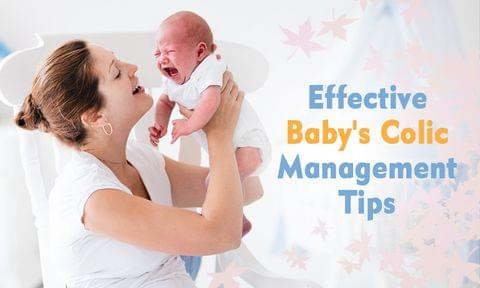11 Ways to calm down colic baby