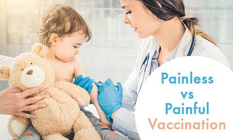 Deciding The Best Vaccination For Your Child: Painless or Painful Vaccine?