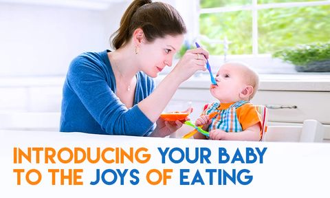 Make Your Baby's Weaning Experience a Happy One with These Helpful Tips