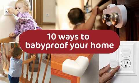 How Baby Proofing Your Home Can Be Done in 10 Easy Steps