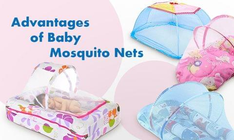 Best Mosquito Nets for Babies this Monsoon