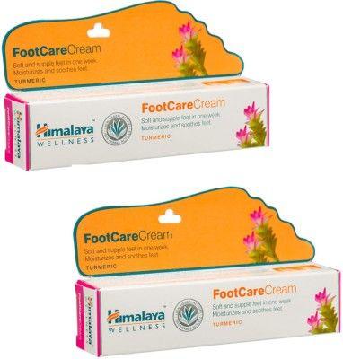 Himalaya Foot Care Cream (Pack of 2)(50 g)
