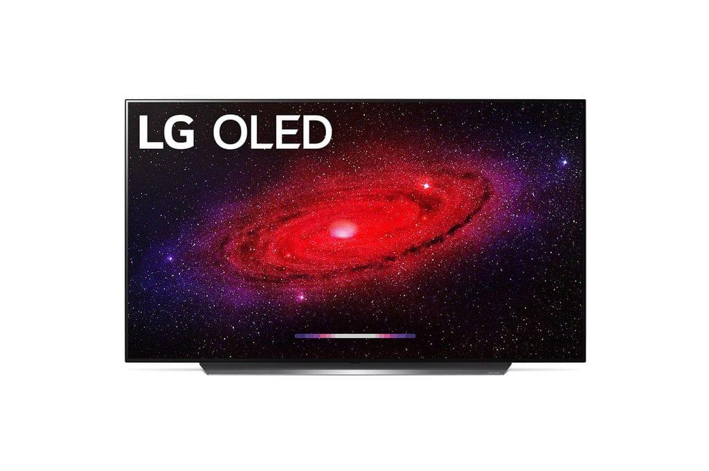 LG 55 inch CX 4K Smart OLED TV