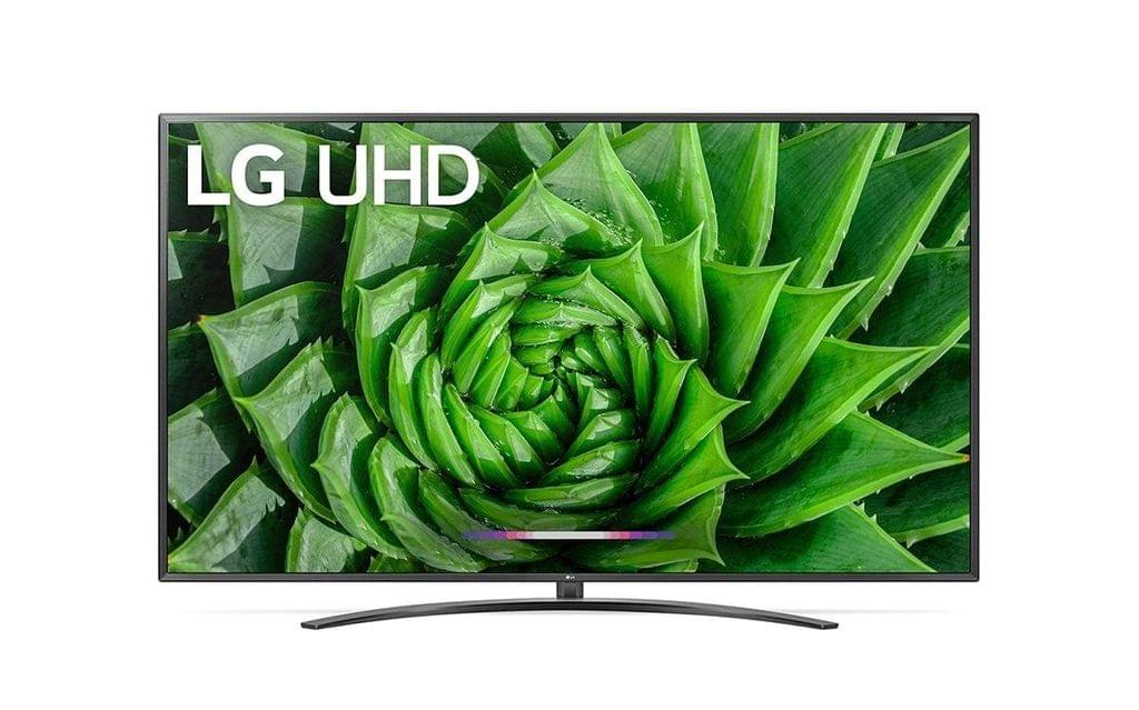 "LG 86"" UN8100 4K UHD Ai ThinQ Smart TV"