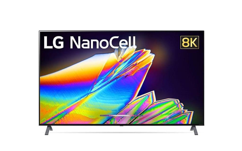 LG 75inch Nano 9 Series 8kTV