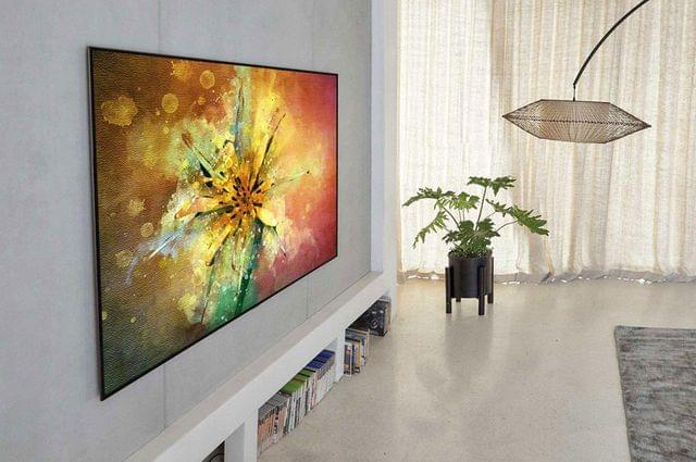LG 77inch Singature ZX 8K OLED Smart TV
