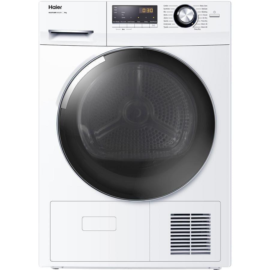 HAIER 8kg Heat Pump Dryer w/ 16 Programs