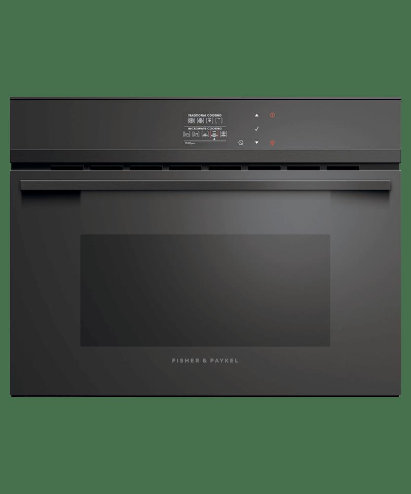 60x45cm Combination Microwave Oven - Black