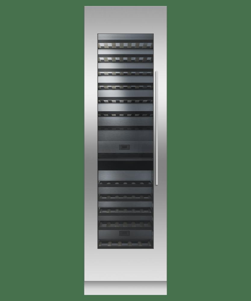 610mm 91 Btl Integrated Column Wine Cabinet LHH