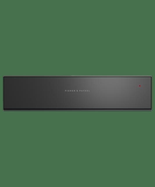 60cm Warming Drawer w/ Foodsafe - Black