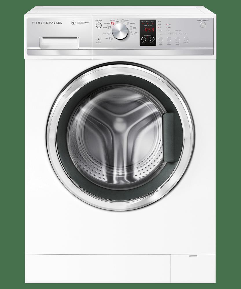 9Kg Front Load Washer 4*Energy 4.5*WELS