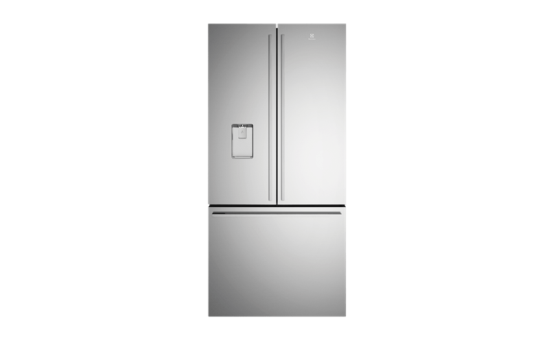 524L French Door Fridge w/ Filtered Water - S/S