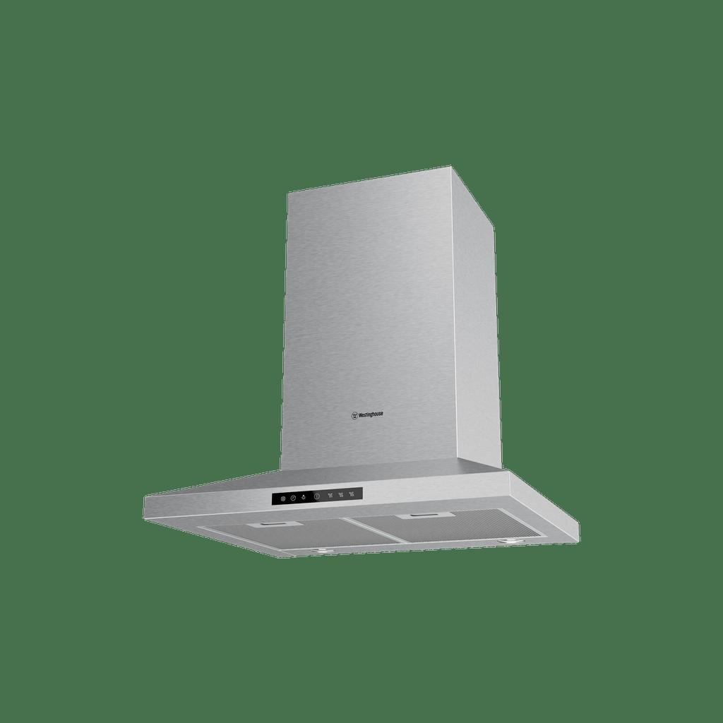 60cm Canopy Rangehood S/S w 840m3/h Extraction LED lighting