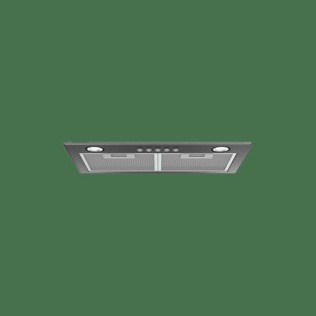 50cm Integrated Rangehood Dark S/S