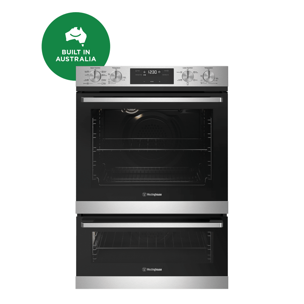60cm Multiunction Duo Oven Rotary Control Touch Tim