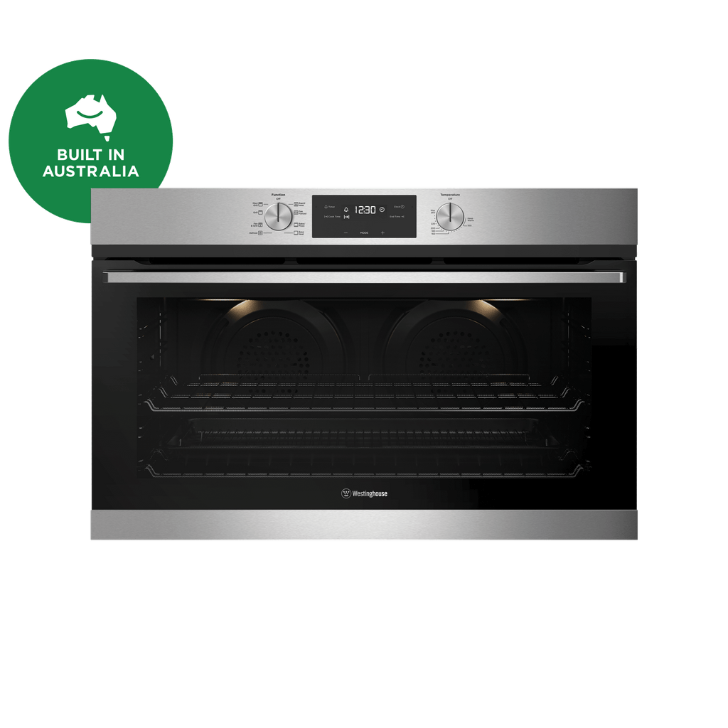 90cm Built-In Electric Oven S/S
