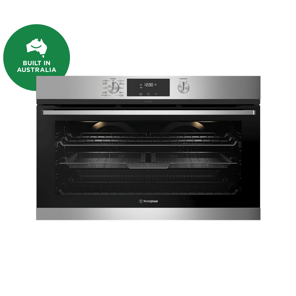 90cm Built in Electric Pyrolytic Oven