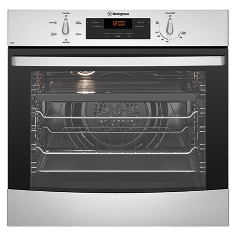 60cm 5 Multi-Function LPG Gas Oven - S/S