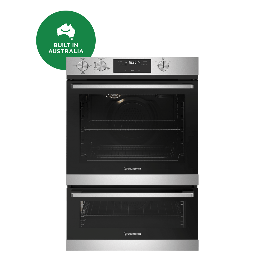 60cm 3 Multi-Function Duo Natural Gas Oven S/S