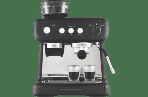 Barista Max Espresso Coffee Machine - Black