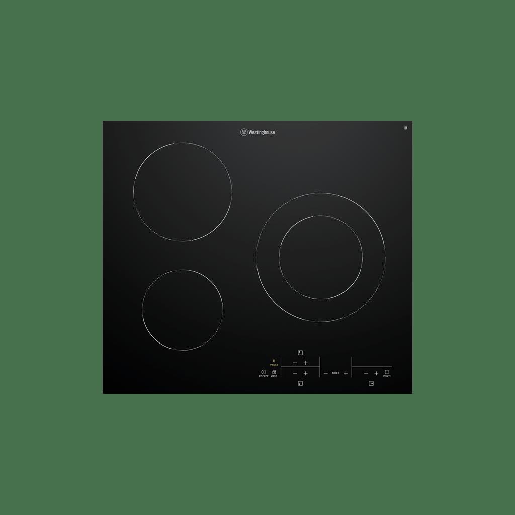 60cm 3 Zone Ceramic Cooktop