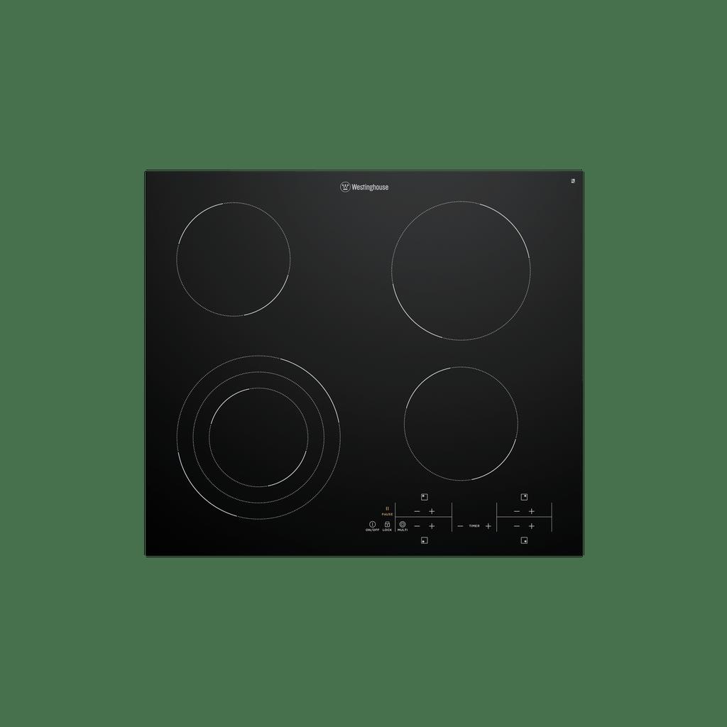 60CM Ceramic Cooktop 4 Element Touch Control